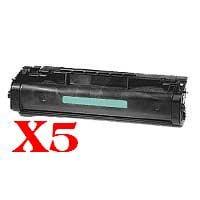 5 x Compatible HP C3906A Toner Cartridge 06A