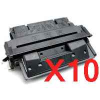 10 x Compatible HP C4127X Toner Cartridge 27X