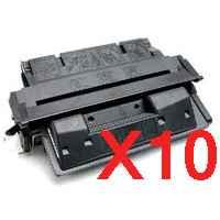 10 x Compatible HP C4127X Toner Cartridge 27X