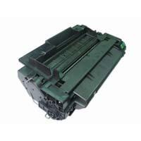 1 x Compatible HP CE255X Toner Cartridge 55X