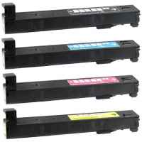 4 Pack Compatible HP CF310A CF311A CF313A CF312A Toner Cartridge Set 826A