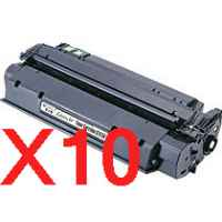 10 x Compatible HP Q2613X Toner Cartridge 13X