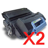 2 x Compatible HP Q5945A Toner Cartridge 45A
