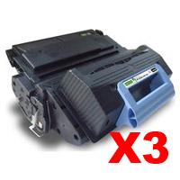 3 x Compatible HP Q5945A Toner Cartridge 45A