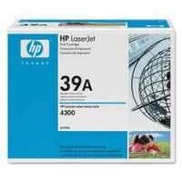 1 x Genuine HP Q1339A Toner Cartridge 39A