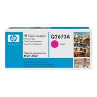 1 x Genuine HP Q2673A Magenta Toner Cartridge 309A