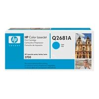 1 x Genuine HP Q2681A Cyan Toner Cartridge 311A