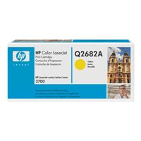 1 x Genuine HP Q2682A Yellow Toner Cartridge 311A