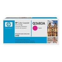 1 x Genuine HP Q2683A Magenta Toner Cartridge 311A