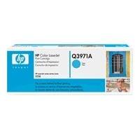 1 x Genuine HP Q3971A Cyan Toner Cartridge 123A