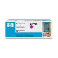 1 x Genuine HP Q3973A Magenta Toner Cartridge 123A