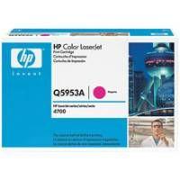 1 x Genuine HP Q5953A Magenta Toner Cartridge 643A