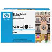 1 x Genuine HP Q6460A Black Toner Cartridge 644A
