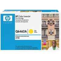 1 x Genuine HP Q6462A Yellow Toner Cartridge 644A