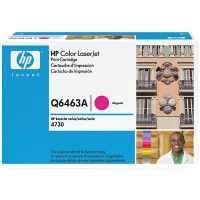 1 x Genuine HP Q6463A Magenta Toner Cartridge 644A