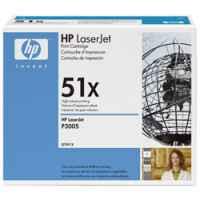 1 x Genuine HP Q7551X Toner Cartridge 51X