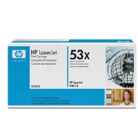 1 x Genuine HP Q7553X Toner Cartridge 53X