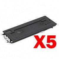 5 x Non-Genuine TK-420 Toner Cartridge for Kyocera KM-2550 KM2250