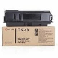 1 x Genuine Kyocera TK-18H Toner Cartridge FS-1020D FS-1118MFP