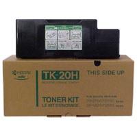 1 x Genuine Kyocera TK-20H Toner Cartridge FS-1700 FS-3700
