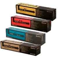 4 Pack Genuine Kyocera TK-8709 Toner Cartridge Set TASKAlfa-6550ci 7550ci