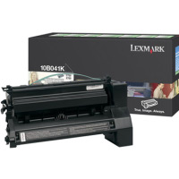 1 x Genuine Lexmark C750 Black Toner Cartridge Return Program