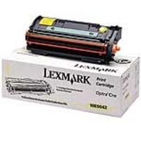 1 x Genuine Lexmark Optra C710 Yellow Toner Cartridge