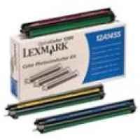 1 x Genuine Lexmark Optra Colour 1200 3 Colour Photoconductor Kit