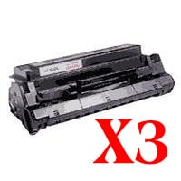 3 x Compatible Lexmark E310 E312 Toner Cartridge 13T0101
