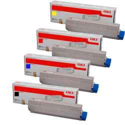 OKI 43865725 - 43865728 - OKI C5850 C5950 MC560