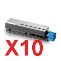 10 x Compatible OKI B411 B431 MB471 MB491 Toner Cartridge