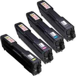 Ricoh 407720 - 407723 - Aficio SPC252 SP-C252