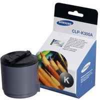 1 x Genuine Samsung CLP-300 CLX-2160 CLX-3160 Black Toner Cartridge CLP-K300A