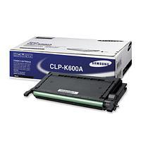 1 x Genuine Samsung CLP-600 CLP-650 Black Toner Cartridge CLP-K600A