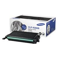 1 x Genuine Samsung CLP-610 CLP-660 CLX-6210 CLX-6240 Black Toner Cartridge CLP-K660B