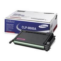 1 x Genuine Samsung CLP-600 CLP-650 Magenta Toner Cartridge CLP-M600A