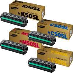 Samsung CLT-K505L CLT-C505L CLT-M505L CLT-Y505L
