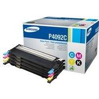 4 Pack Genuine Samsung CLP-310 CLP-315 CLX-3170 CLX-3175 Toner Cartridge Set