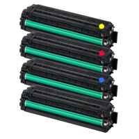 4 Pack Compatible Samsung CLP-415 CLX-4170 CLX-4195 Toner Cartridge Set
