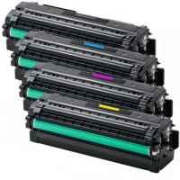 4 Pack Compatible Samsung SL-C2620 SL-C2670 SL-C2680 Toner Cartridge Set High Yield