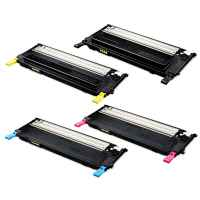4 Pack Compatible Samsung CLP-310 CLP-315 CLX-3170 CLX-3175 Toner Cartridge Set SU396A