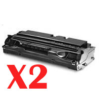 2 x Compatible Samsung ML-1210 ML-1250 Toner Cartridge ML-1210D3