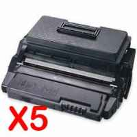 5 x Compatible Samsung ML-4050 ML-4550 ML-4551 Toner Cartridge ML-D4550B