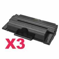 3 x Compatible Samsung SCX-5635 SCX-5835 Toner Cartridge MLT-D208L
