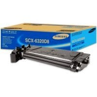 1 x Genuine Samsung SCX-6320 SCX-6220 Toner Cartridge SCX-6320D8