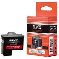 Genuine Sharp UXC70B Ink Cartridge UX-C70B