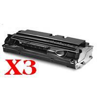 3 x Compatible Fuji Xerox Phaser 3110 3210 Toner Cartridge 109R00639