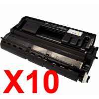 10 x Compatible Fuji Xerox DocuPrint 3105 Toner Cartridge CT350936