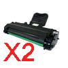 2 x Compatible Fuji Xerox WorkCentre PE220 Toner Cartridge CWAA0683