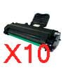 10 x Compatible Fuji Xerox Phaser 3200 3200MFP Toner Cartridge CWAA0747